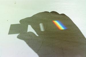 rika noguchi - Hand and rainbow - 2010